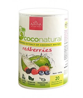 Altevita COCONATURAL – REDBERRIES MIX 140g