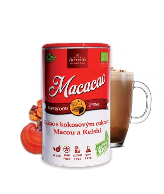 Altevita BIO superfood MACACAUKO 210g