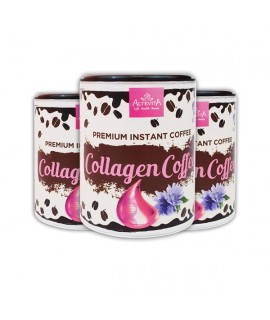 2 + 1 zadarmo Altevita Collagen Coffee 100g