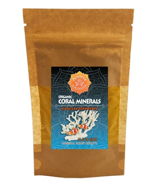 Coral Minerals 60g