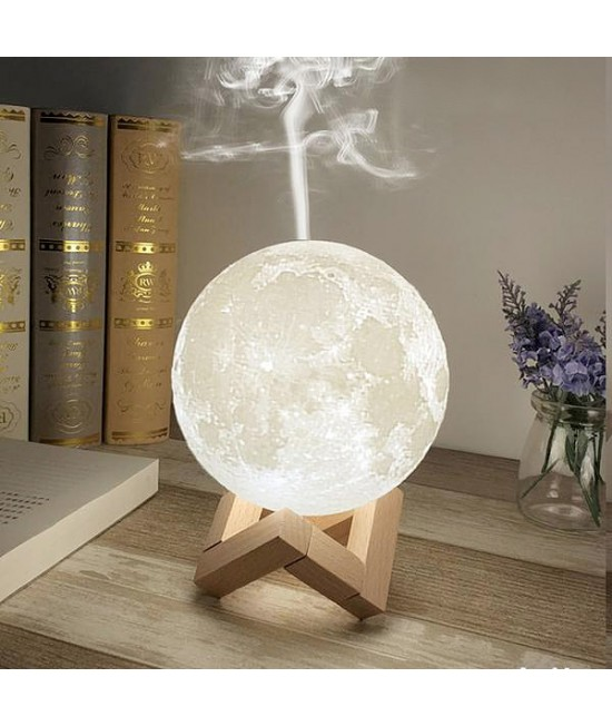 USB aróma difuzér Moon 880ml