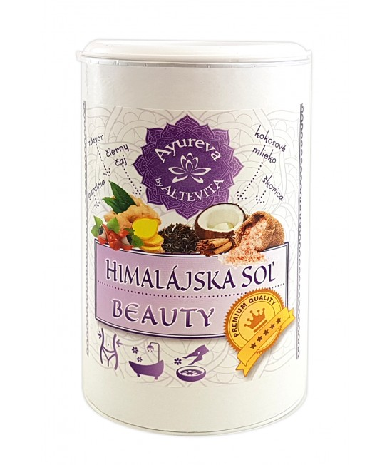 Altevita Himalájska soľ Beauty 350g
