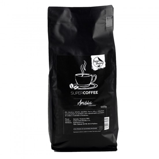 Superstrava Supercoffee Arabica 1kg