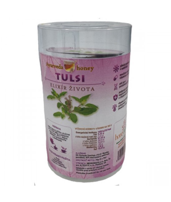 Altevita Tulsi honey 5 x 15g